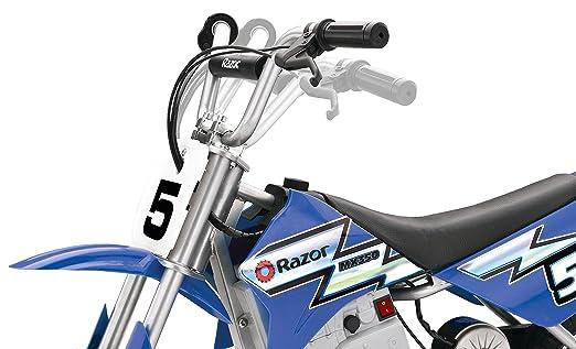 Razor Dirt Rocket MX 350 - Vehículo eléctrico para niños, color azul: Amazon.es: Deportes y aire libre