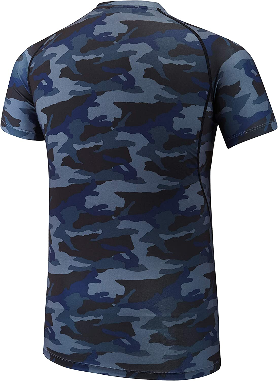 Men/'s Compression Sports Sets Athletic Apparel Under Base Layer Dri-fit Outfits
