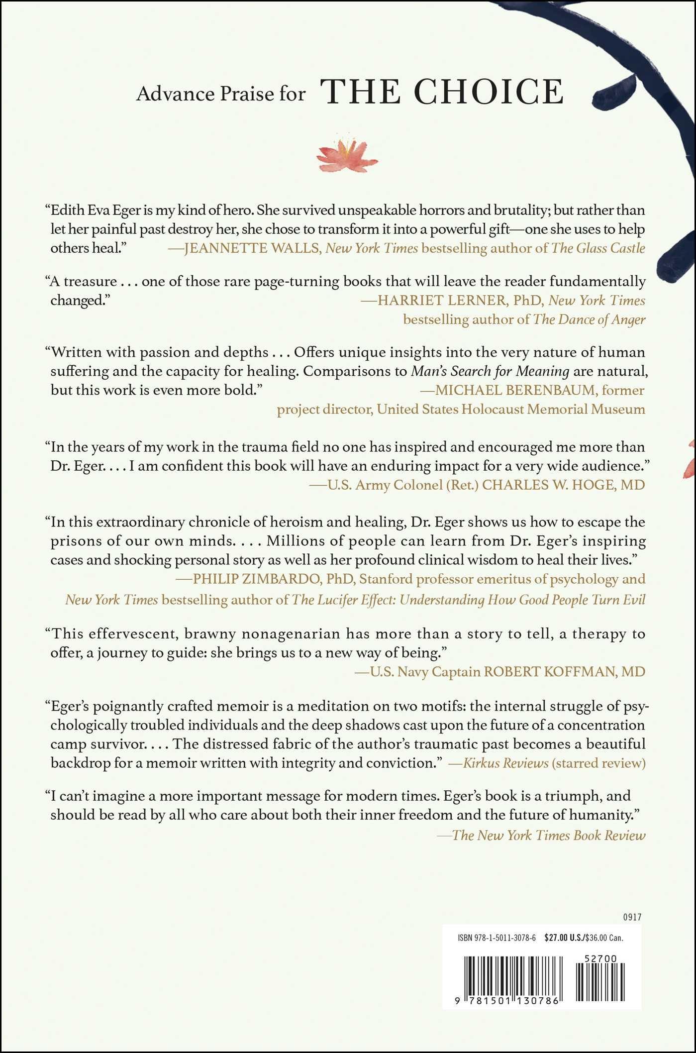 f86a06ed59005 Amazon.fr - The Choice  Embrace the Possible - Dr. Edith Eva Eger - Livres
