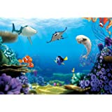 Wall Mural, Photo Wallpaper Children FINDING DORY 12u00271 Part 45