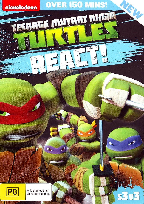 Amazon.com: Teenage Mutant Ninja Turtles Season 3 Volume 3 ...