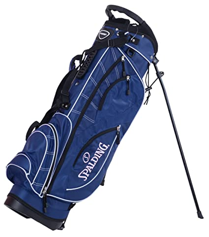 Spalding SP 304 0006 - Bolsa de palos de golf, color blanco ...