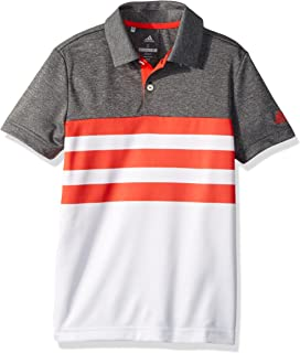 adidas Golf - Playera de microrayas  Amazon.com.mx  Deportes y Aire ... 93285e512ca60