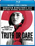 Blumhouse's Truth or Dare [Blue-ray + DVD + Digital] [Blu-ray] (Bilingual)