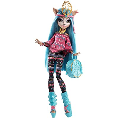 Monster High Brand-Boo Students Isi Dawndancer Doll: Toys & Games