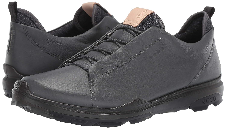 2871bcf7d8bc3 ECCO Mens 2019 Golf Biom Hybrid 3 Shoes - Dark Shadow - UK 9 EU43:  Amazon.co.uk: Sports & Outdoors