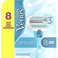 Gillette Venus Smooth Women's Razor Blades - 8 Refills