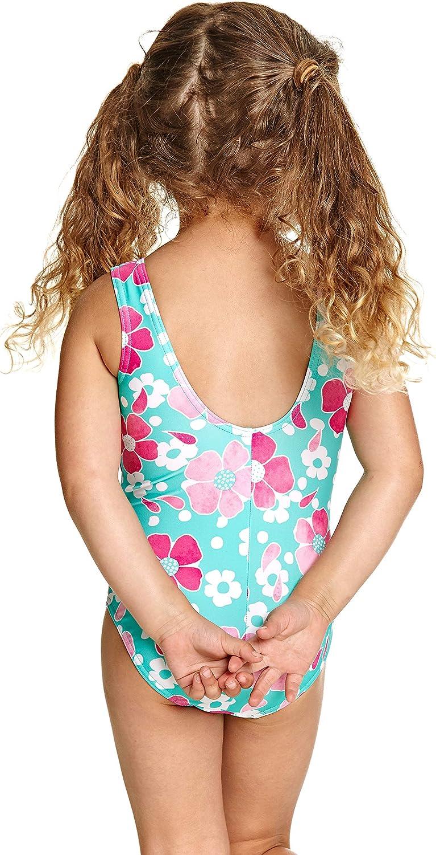 Zoggs Kids Petal Magic Scoopback Swimsuit