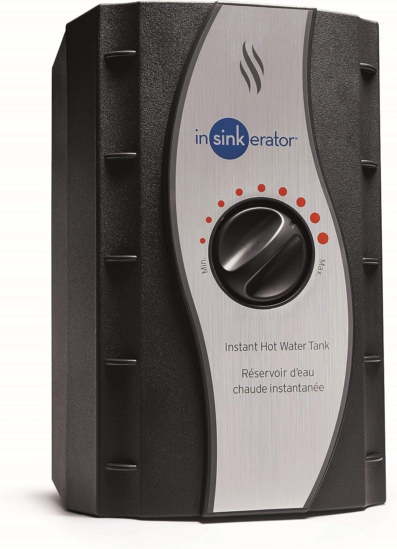 InSinkErator HWT-00 Hot Water Heater, One Size, Black