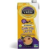 Oregon Chai Concentrate Original 32-Ounce Boxes (Pack of 6), Liquid Chai Tea Concentrate, Spiced Black Tea For Home Use, Café