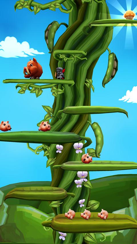 Muffin Knight Android » Скачать игры через торрент