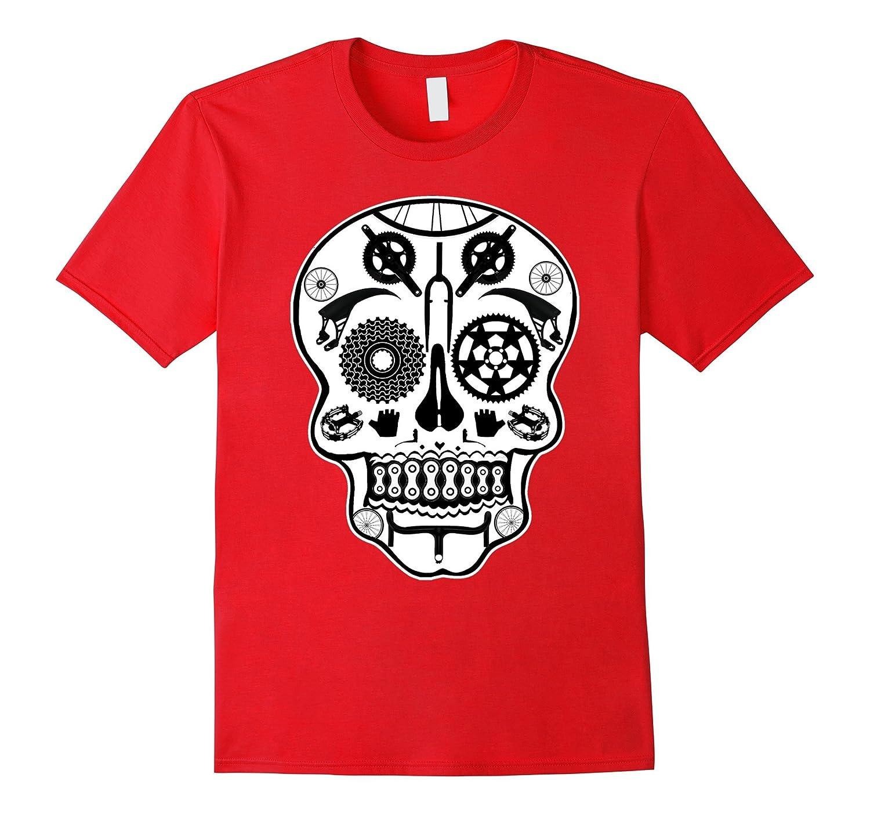 bicycle day shirt bicycle skull shirt-TH