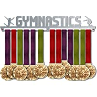 Gymnastics Medal Hanger Display | Sports Medal Hangers | Stainless Steel Medal Display | by VictoryHangers - The Best Gift For Champions !