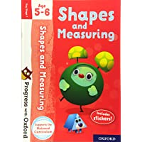 Progress with Oxford: Shapes and Measuring Age 5-6