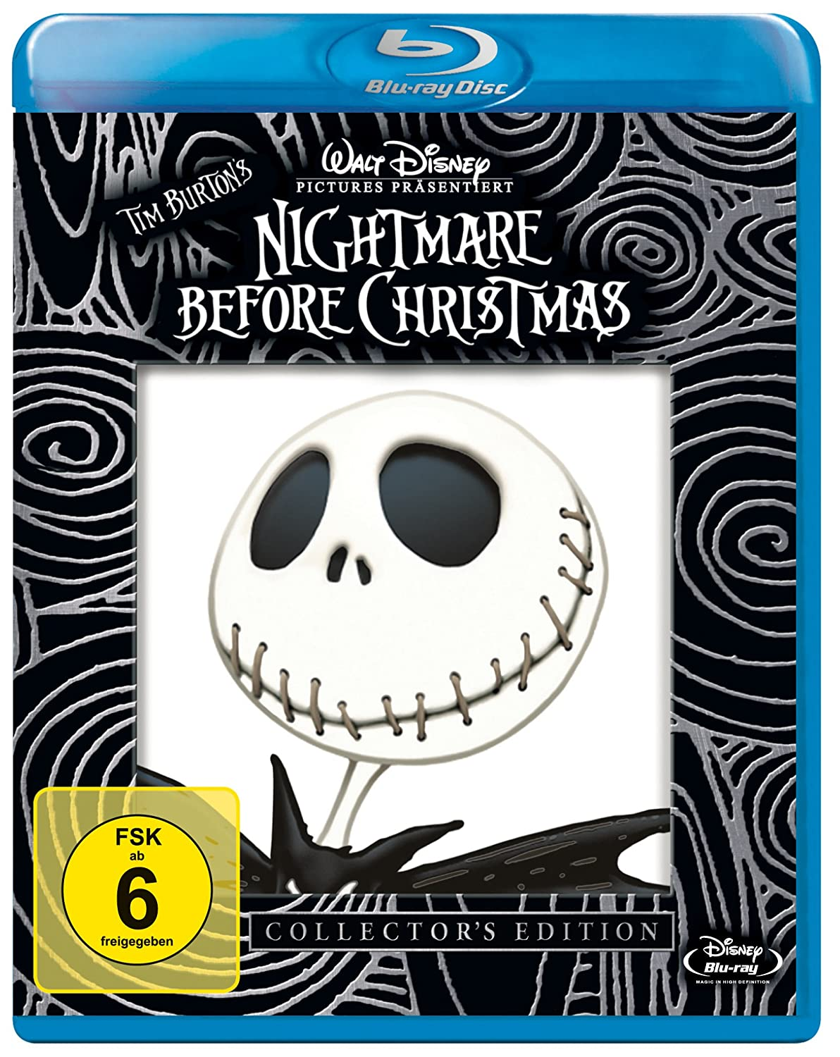 Nightmare Before Christmas Collector\'s Edition Blu-ray: Amazon.de ...