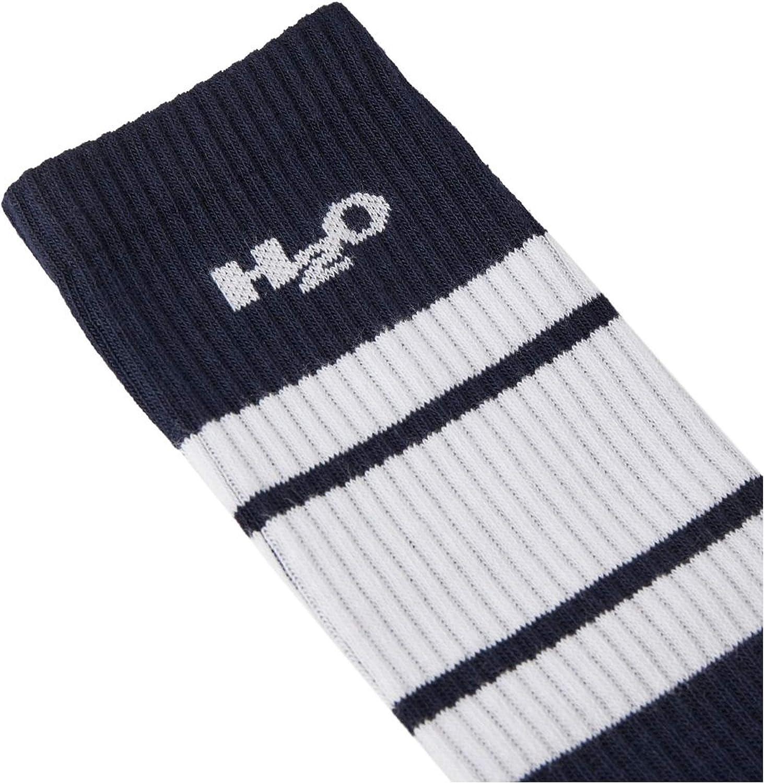 H2O Retro Crew Sportsocken 3er-Pack Tennissocken Handballsocken
