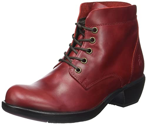 75f56e9d1235f4 FLY London Damen Mesu780fly Kurzschaft Stiefel  Amazon.de  Schuhe ...
