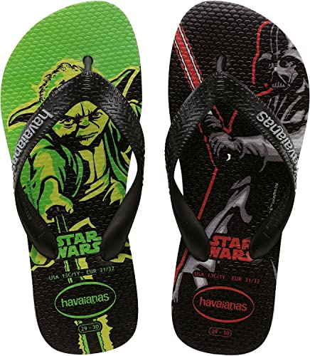65a2c66daef8 Havaianas Printed Flip Flops Kids Star Wars  Amazon.co.uk  Shoes   Bags