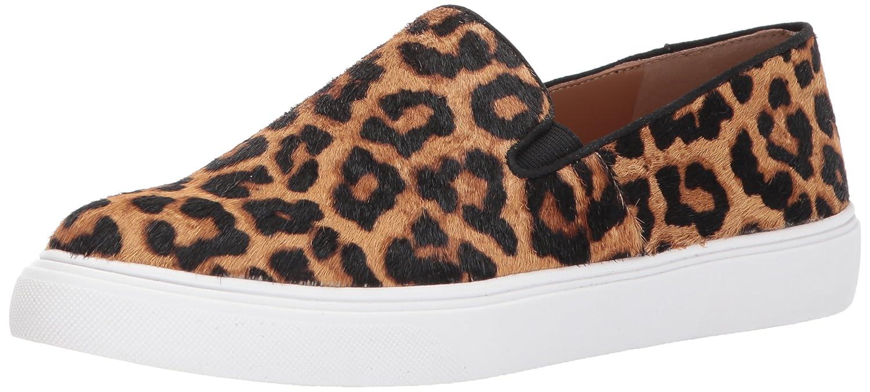 Franco Sarto Women's Mony Sneaker B0711BKYVM 11 B(M) US|Leopard Camel