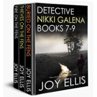 DETECTIVE NIKKI GALENA BOOKS 7-9 three absolutely gripping crime thrillers (English Edition)