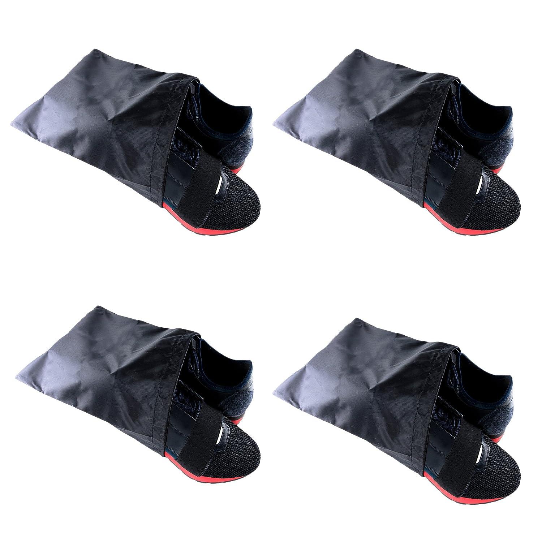 Wasserdicht Nylon atmungsaktiv Travel Schuhbeutel mit Kordelzug Verschluss Verschluss Verschluss für Schuhe Schutz, platzsparend, Closet Home Organisation Geschenk (3 Stück) von Super Z Auslass B0143HQ8TW Vakuum-Platzsparer 20a457