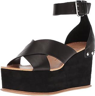 d6e9f7f71bd Amazon.com  Dolce Vita Women s Datiah Wedge Sandal  Shoes