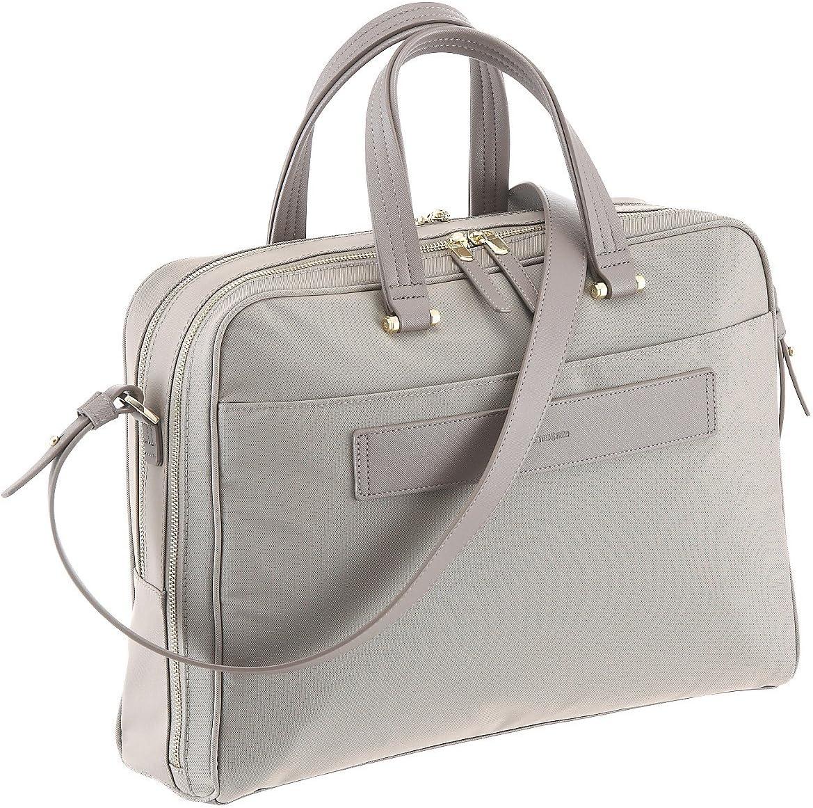 42 cm Beige 74557//1030 15.5 Liters Samsonite Briefcase