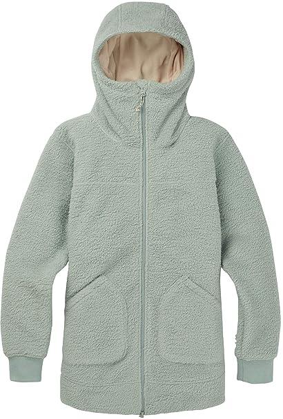 Amazon.com: Burton Minxy - Forro polar con cremallera ...