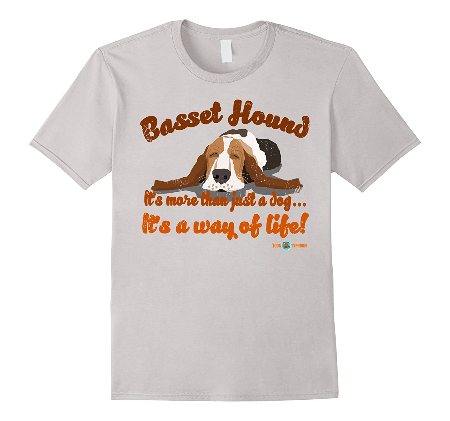 Basset Hound funny shirt | It's more than just a dog...-Art