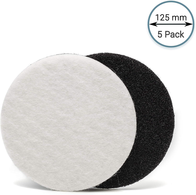 """Épaisseur Feutre Noir Table Runner taille 12/"""" X 39/"""" 3 mm 30 cm x 100 cm"""
