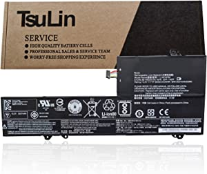 TsuLin L16C4PB2 Laptop Battery Compatible with Lenovo IdeaPad 720S-14IKB V720-14IFI V720-14ISE Series Notebook 5B10M55952 L16M4PB2 5B10M55951 L16L4PB2 5B10M55950 15.2V 55Wh 3646mAh