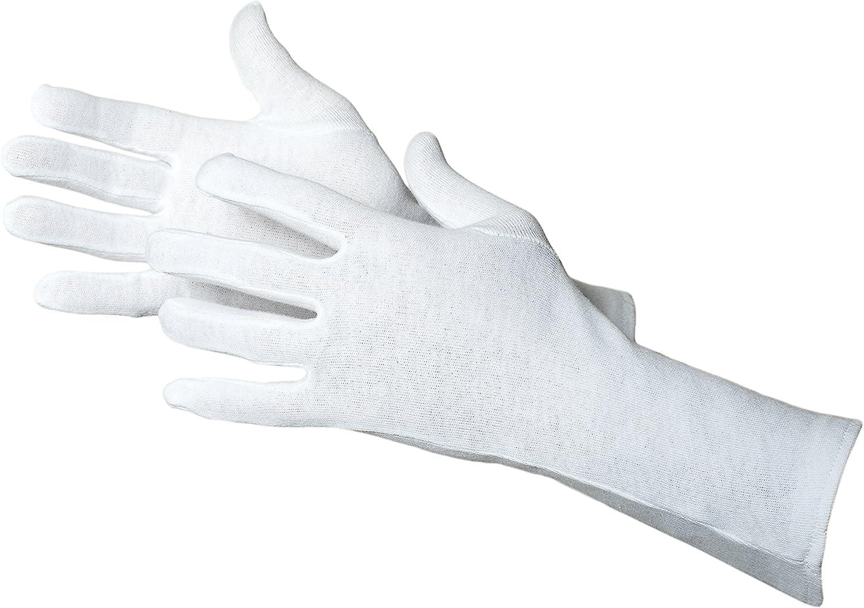 Jah 3101 – 35 algodón Guante, que garantiza, nivel intermedio ...