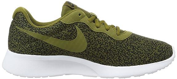Olive 75Off Tanjun Print Nike Running HIYDWE92