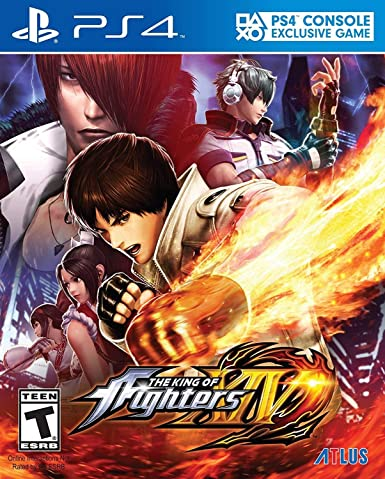 King Of Fighters Xiv For Playstation 4 Amazon Co Uk Pc Video Games