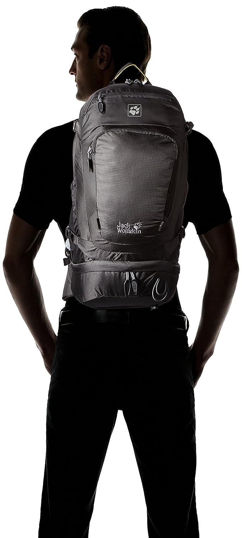 6e28b59ae8 Amazon.com | Jack Wolfskin Unisex Satellite 24 Pack Phantom One Size |  Casual Daypacks