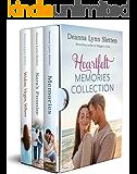 Heartfelt Memories Collection: Three Book Set