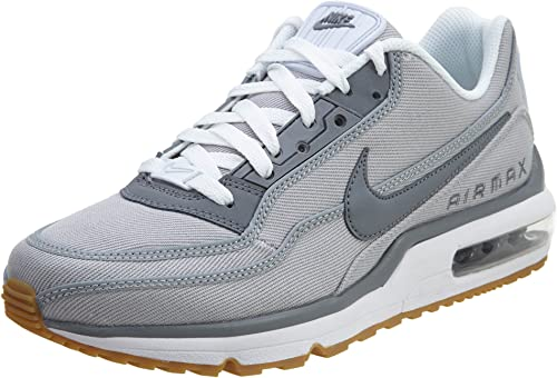 Nike Air Max LTD 3, Gris (Gris), 43 EU: