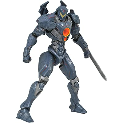 Diamond Select Toys Pacific Rim Uprising: Gipsy Avenger Select Action Figure - AUG179033: Toys & Games