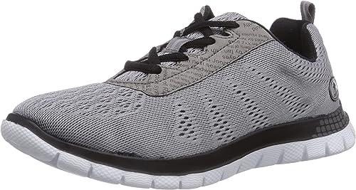 Rieker Damen L5600 Sneakers, Grau (duststaub42), 42