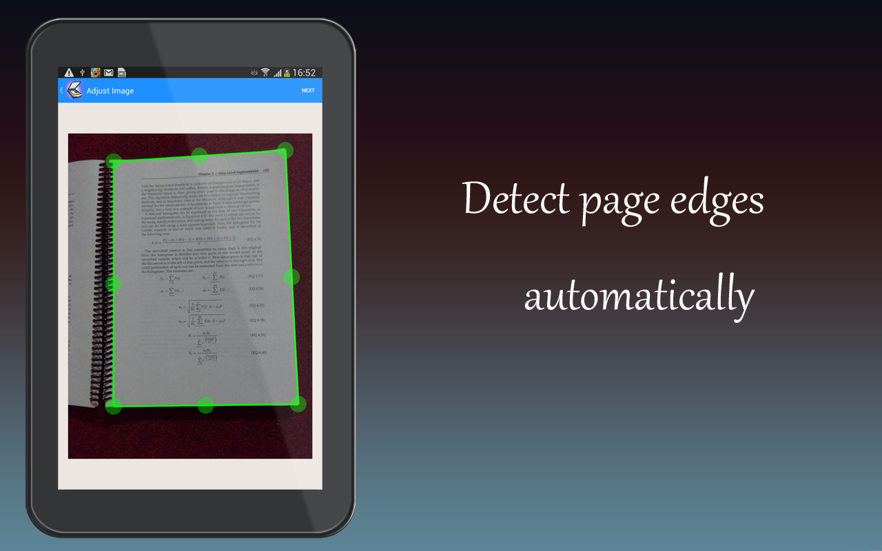 Amazon.com: Fast Scanner - Free PDF Scan: Appstore for Android