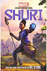 Shuri: A Black Panther Novel: 1 (Marvel Black Panther) Paperback