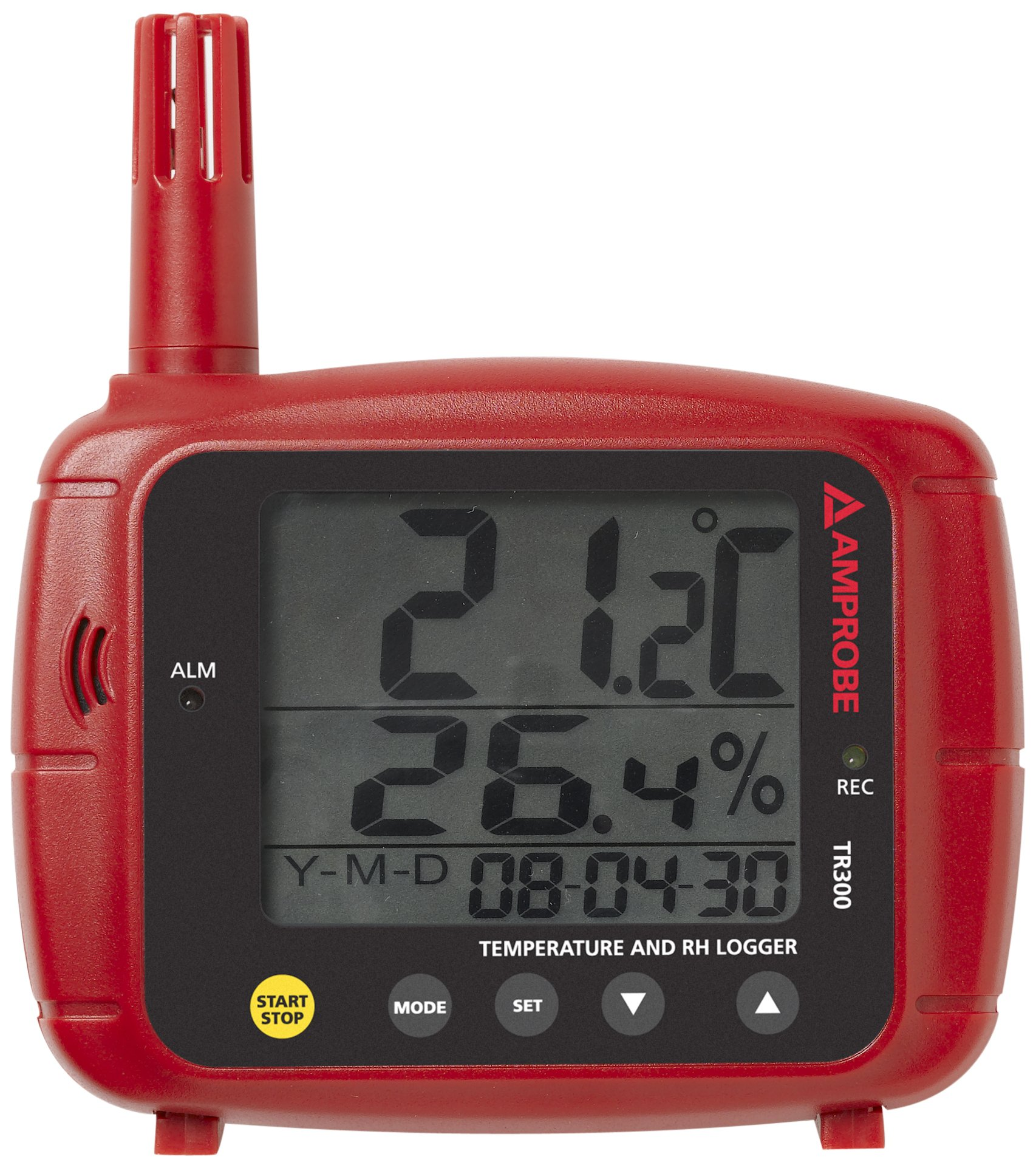 Amprobe TR300 Temperature and Relative Humidity Data Logger by Amprobe