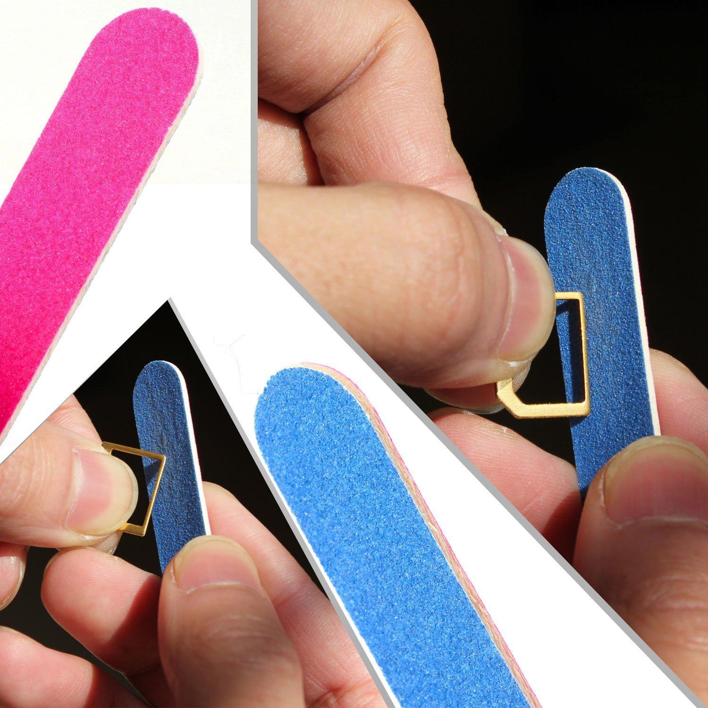 ce5b0db2d91 para el iPhone 6/5/5S P4/4S Samsung etc EU-5Set NanoSIM Recovery Card  Neuftech 5 en 1 adaptador de tarjeta SIM ...