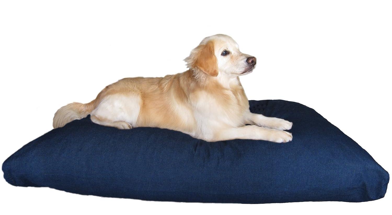 Heavy Duty Overstuffed XXLarge Orthopedic Memory Foam Pet Bed / Waterproof Pillow