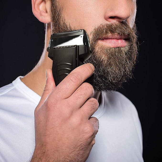 Afeitadora Para Electrica Para Hombres Uso En Humedo Y Seco Carga ...