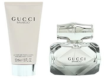 13adb301252 Gucci Bamboo Set for Women contains Eau de Parfum 30 ml and Bodylotion 50 ml