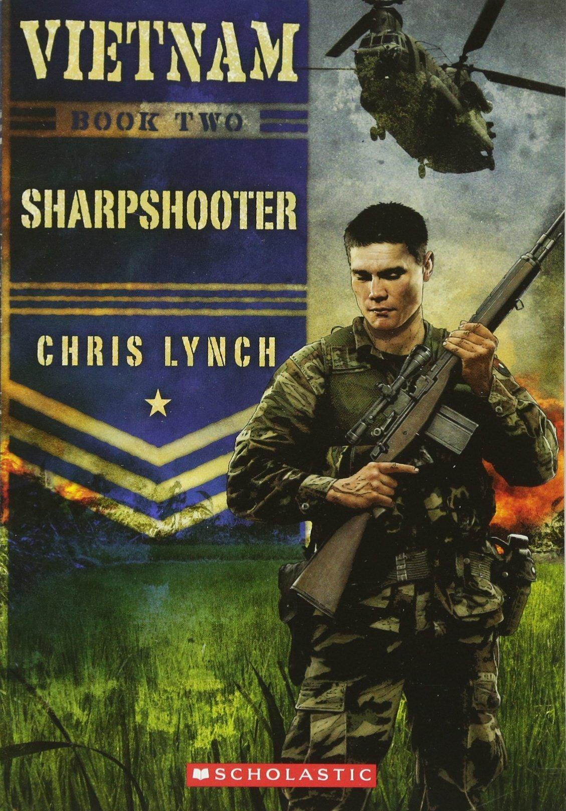 Read Online Vietnam #2: Sharpshooter PDF