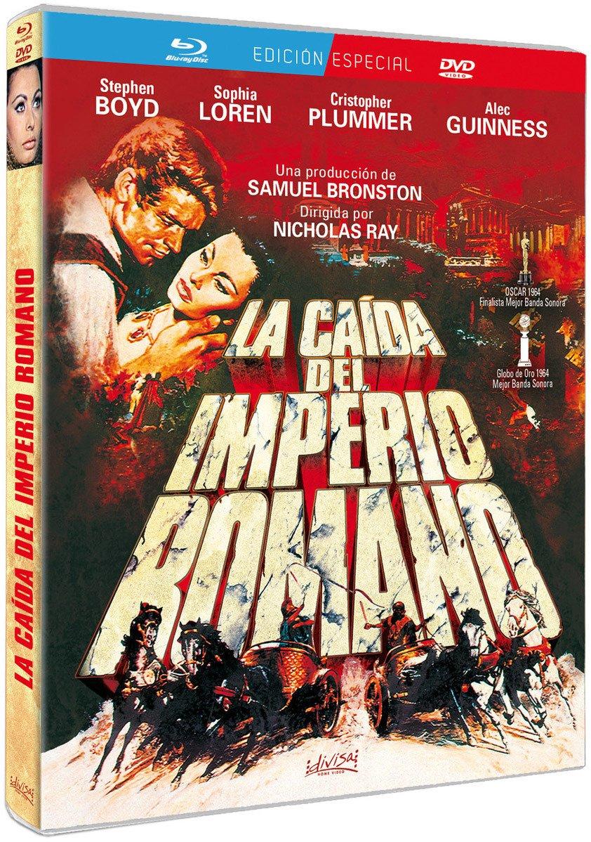 La caida del imperio romano [Blu-ray]