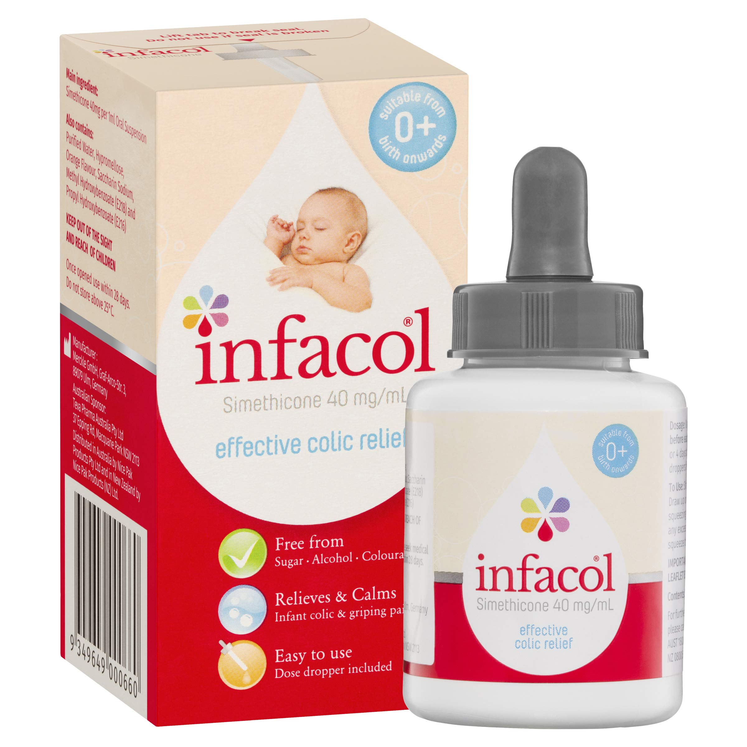 Infacol 50 ml Colic Relief Drops
