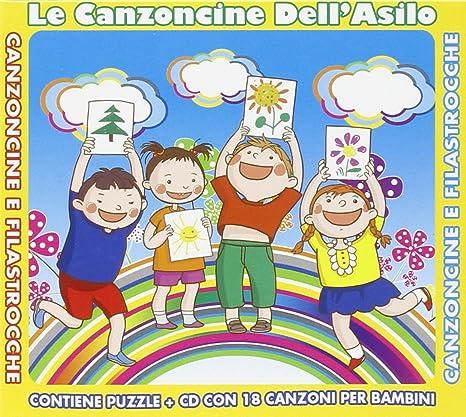 Le Canzoncine Dell Asilo Canzoncine E Filastrocche